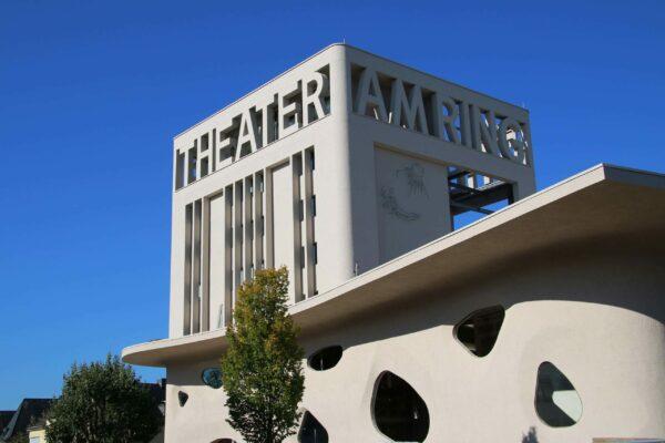Theater am Ring Außenansicht